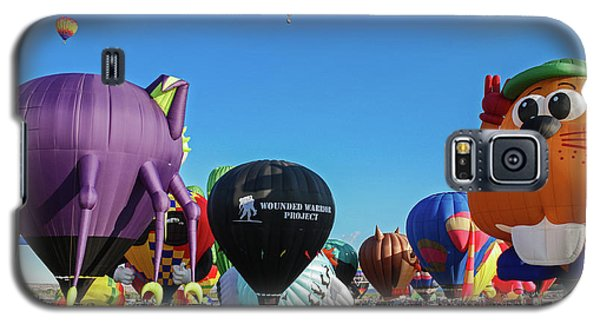 Balloon Fiesta Albuquerque I Galaxy S5 Case