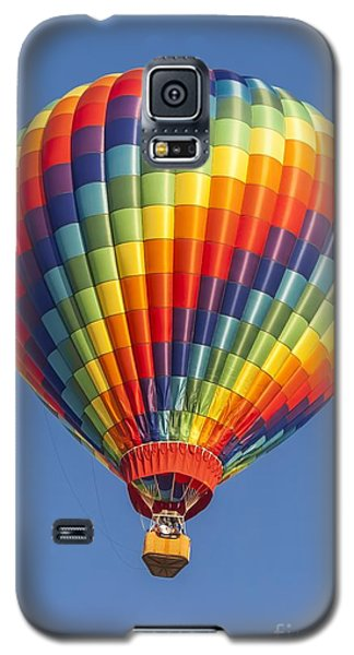Ballooning In Color Galaxy S5 Case