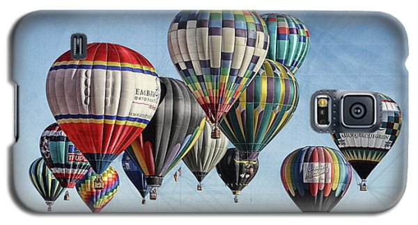 Ballooning Galaxy S5 Case by Marie Leslie