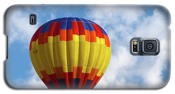 Balloons In The Cloud Galaxy S5 Case by Marie Leslie
