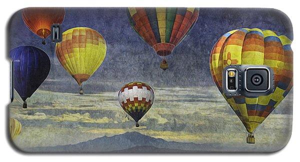 Balloons Over Sister Mountains Galaxy S5 Case