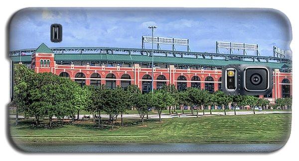 Ballpark In Arlington Now Globe Life Park Galaxy S5 Case