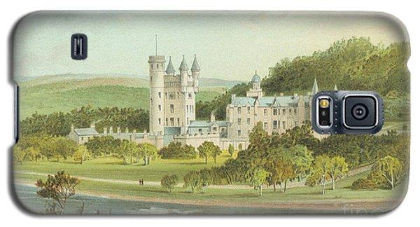 Balmoral Castle, Scotland Galaxy S5 Case by English School