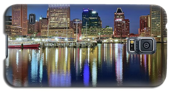 Baltimore Blue Hour Galaxy S5 Case by Frozen in Time Fine Art Photography