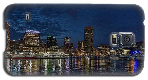 Baltimore Harbor Galaxy S5 Case
