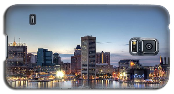Baltimore Harbor Galaxy S5 Case