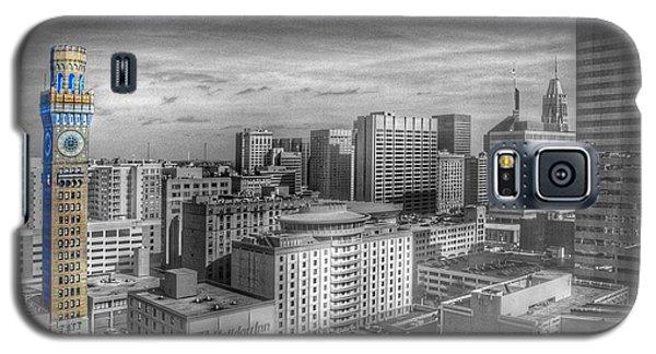 Baltimore Landscape - Bromo Seltzer Arts Tower Galaxy S5 Case
