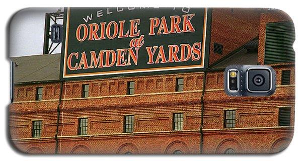 Baltimore Orioles Park At Camden Yards Galaxy S5 Case