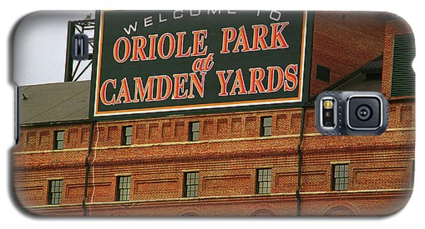 Baltimore Orioles Park At Camden Yards Galaxy S5 Case