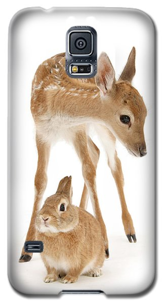 Bambi And Thumper Galaxy S5 Case