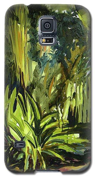 Bamboo Garden I Galaxy S5 Case