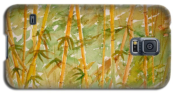 Bamboo Jungle Galaxy S5 Case