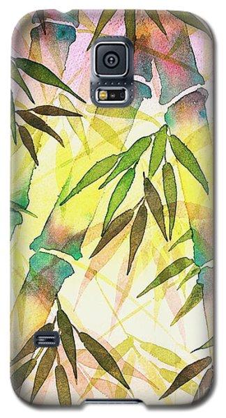 Bamboo Sunrise Galaxy S5 Case