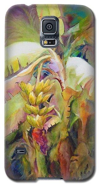 Banana Bay I Galaxy S5 Case