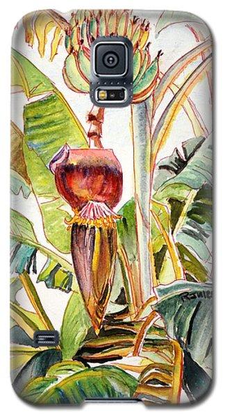 Banana Bloom Galaxy S5 Case