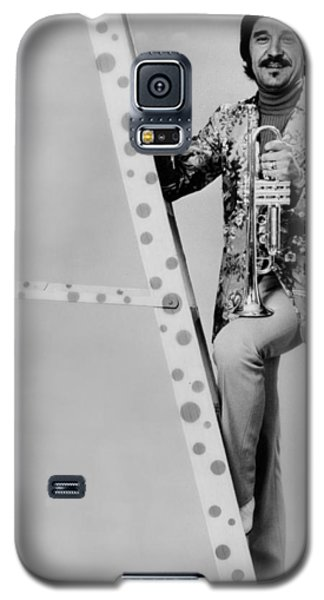 Band Leader Doc Severinson 1974 Galaxy S5 Case by Mountain Dreams