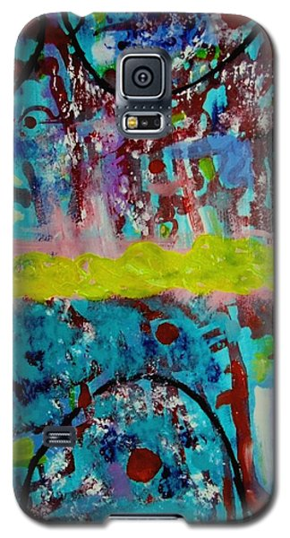 Band Of Gold Galaxy S5 Case