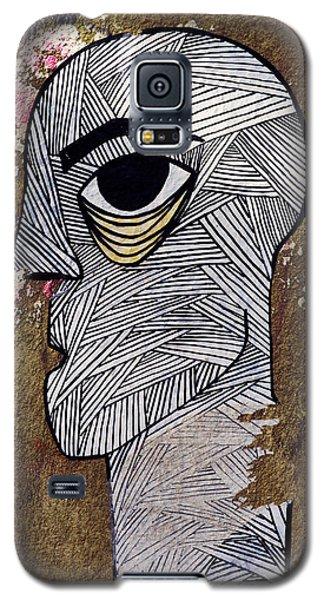 Bandage Man Galaxy S5 Case