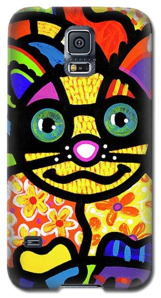 Bandit The Lemur Cat Galaxy S5 Case