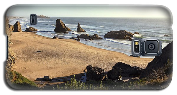 Bandon Beachfront Galaxy S5 Case by Athena Mckinzie