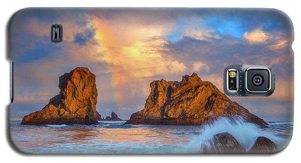 Bandon Rainbow Galaxy S5 Case by Darren White
