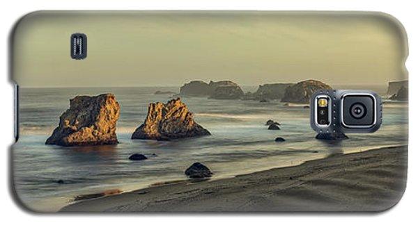 Bandon Sunrise Pano Galaxy S5 Case
