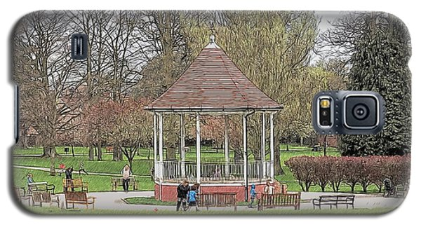 Bandstand Games Galaxy S5 Case by Paul Gulliver