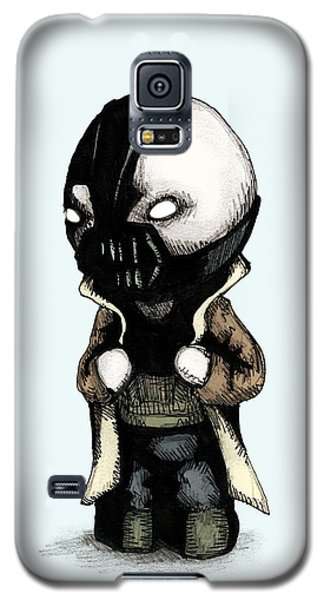 Knight Galaxy S5 Case - Bane by Ludwig Van Bacon