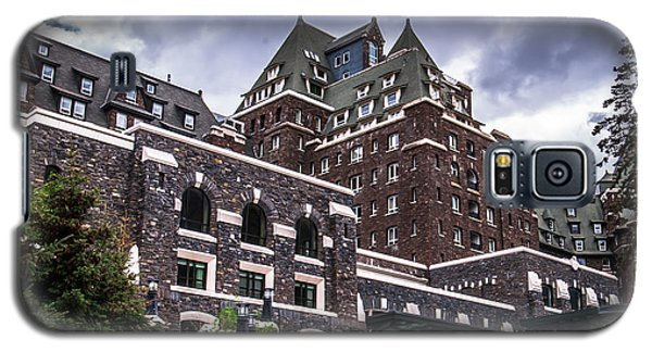 Banff Springs Hotel Galaxy S5 Case