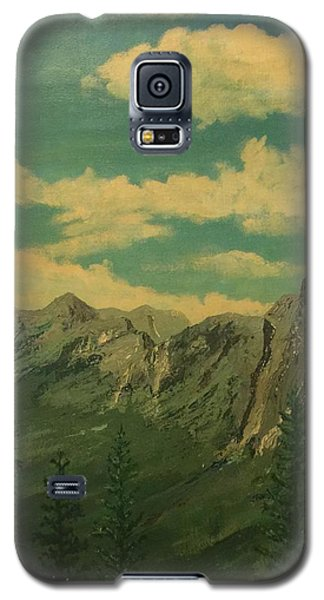 Banff Galaxy S5 Case by Terry Frederick