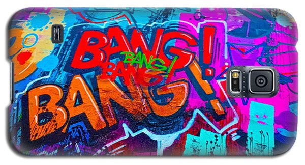 Bang Graffiti Nyc 2014 Galaxy S5 Case