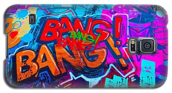 Bang Graffiti Nyc 2014 Galaxy S5 Case