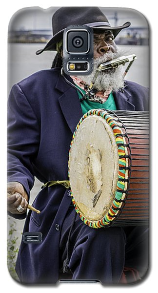 Bang That Drum Galaxy S5 Case