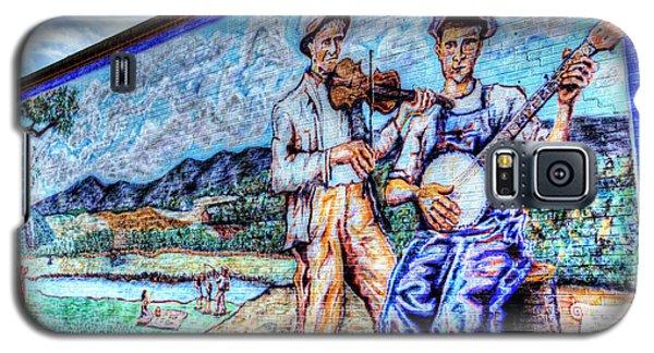 Banjo Mural Galaxy S5 Case