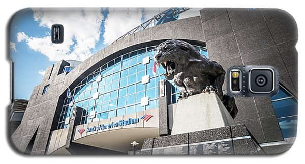 Bank Of America Stadium Carolina Panthers Photo Galaxy S5 Case