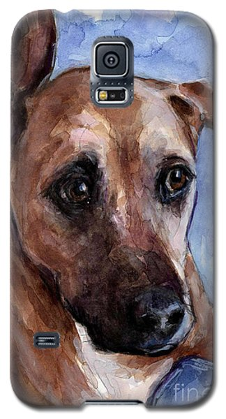 Banks Galaxy S5 Case by Molly Poole