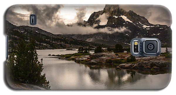 Banner Peak In A Clearing Storm Galaxy S5 Case