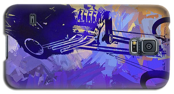 Bantam Dragster Pop Galaxy S5 Case