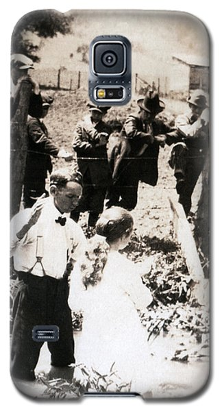 Baptism Galaxy S5 Case