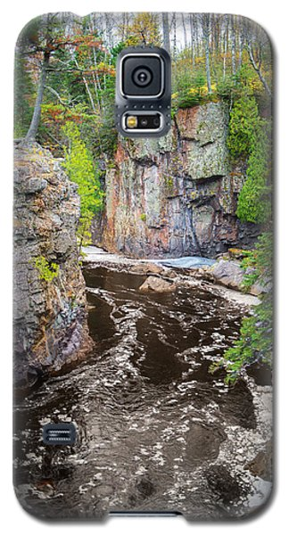 Baptism River In Tettegouche State Park Mn Galaxy S5 Case