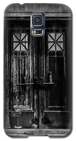 Bar Across The Door Galaxy S5 Case