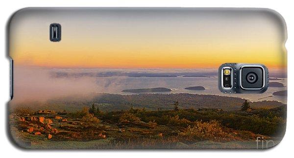 Bar Harbor Sunrise. Galaxy S5 Case
