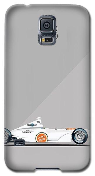 Bar Honda 003 F1 Poster Galaxy S5 Case