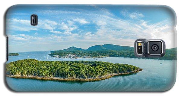 Bar Island, Bar Harbor  Galaxy S5 Case
