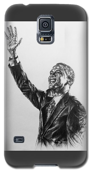 Barack Obama Galaxy S5 Case