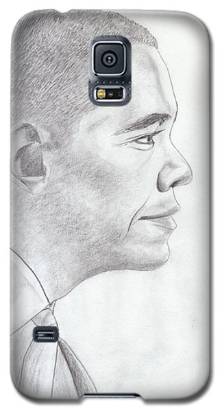 Barak Obama Galaxy S5 Case