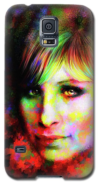 Barbara Streisand Galaxy S5 Case