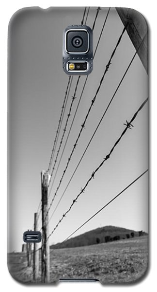 Barbed Fence Galaxy S5 Case