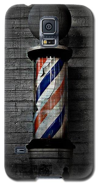 Barber Pole Blues  Galaxy S5 Case by Jerry Cordeiro