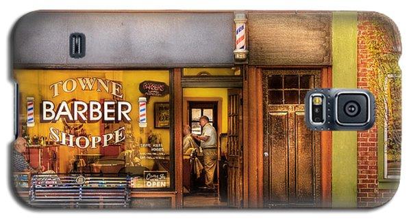 Barber - Towne Barber Shop Galaxy S5 Case